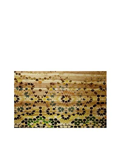 Parvez Taj Tangier Wood Wall Art