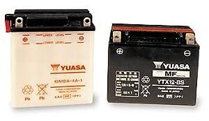 Batterie Yuasa YT 12 B-BS wartungsfrei (AGM)