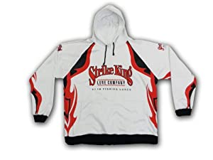 amazoncom strike king official tournament hoodie