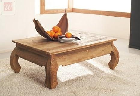 Mesa de centro la madera único