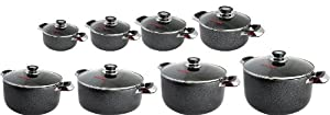 Ace Cook SAUCE POT COOKWARE NON-STICK High Quality Pots Pans NEW