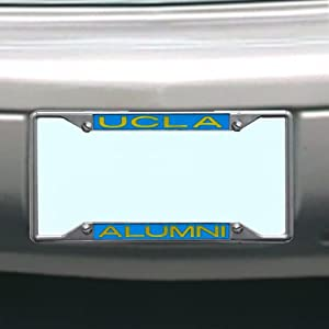 Buy NCAA UCLA Bruins License Plate Frame Alumni by Stockdale