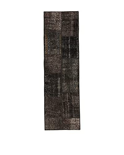 Design Community By Loomier Teppich Anatolian Patchwork carbon