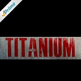 Titanium (David Guetta & Sia Tribute)