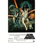 Star Wars Vintage Movie One Sheet Poster 26.5 x 40 inches