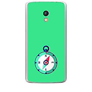 Skin4gadgets Designer Compass Colour - Dark Turqoise Phone Skin for MOTOROLA MOTO X PLAY