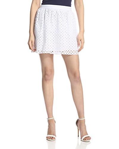 Susana Monaco Women's Eyelet Skirt