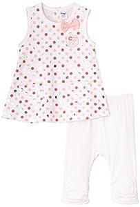 Dirkje Babydress + Legging - Vestido para niñas