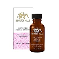Lactic Acid 60%- Lactic Acid 2oz | Asdm Beverly Hills