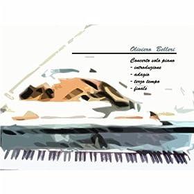 concerto per solo piano introduzione oliviero belleri from the album