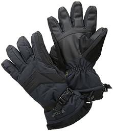 Gordini Men\'s Da Gore Goose IV Glove, Black, Large