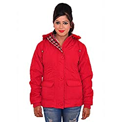 Be-Beu Full Sleeve Solid Women's Jacket (Large)
