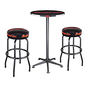 Amazon Com Snap On Tool Table And Two Shop Stool Set