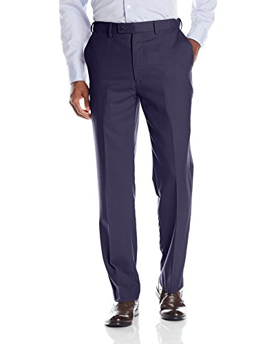 Louis Raphael Men 39 S Luxe 100 Percent Wool Flat Front