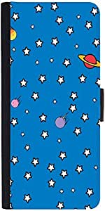 Snoogg Stars Phone Coverdesigner Protective Flip Case Cover For Samsung Galax...