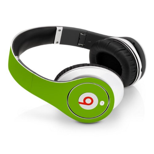 Beats Studio Full Headphone Wrap In Lime Green (Headphones Not Included)