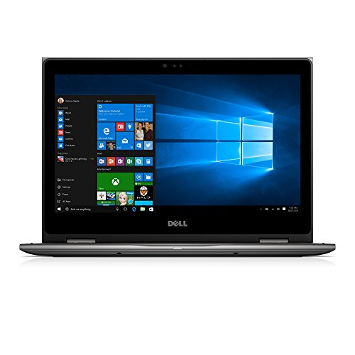 Dell insprion 13 5000 series convertible laptop silver 133 truelife touch display intel core i7 processor 16gb ram 256gb ssd