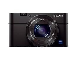 Sony Cybershot DSC-RX100M4 20.1MP Digital Camera (Black)