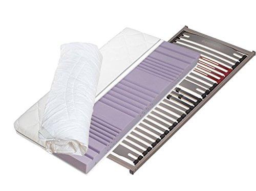 Sonno System Set: materasso letto Tamsin, Inserto Classic KF e soffitto H380x 190cm