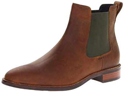 Cole Haan Men's Lenox Hill Chelsea BootCopper Water Resistant13 M US