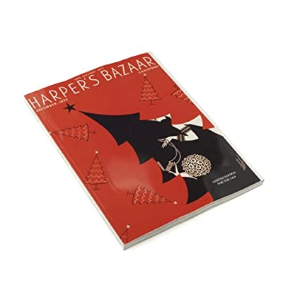Harper's Bazaar December 2013 Issue (Limited Edition) - Erté||EVAEX