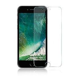 iPhone 7 Plus Screen Protector - Anker GlassGuard Premium Tempered Glass Screen Protector for iPhone 7 Plus (5.5 inch)