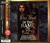 In the Name of Bach (+ Bonus Tracks) by Alex Masi