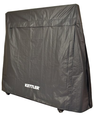 Kettler Heavy-Duty Weatherproof Indoor/Outdoor Table Tennis Table Cover (Outside Table compare prices)