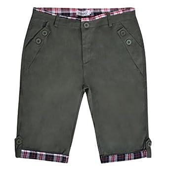 Hee Grand Homme Shorts Casual FR 36 CN M Armée Vert