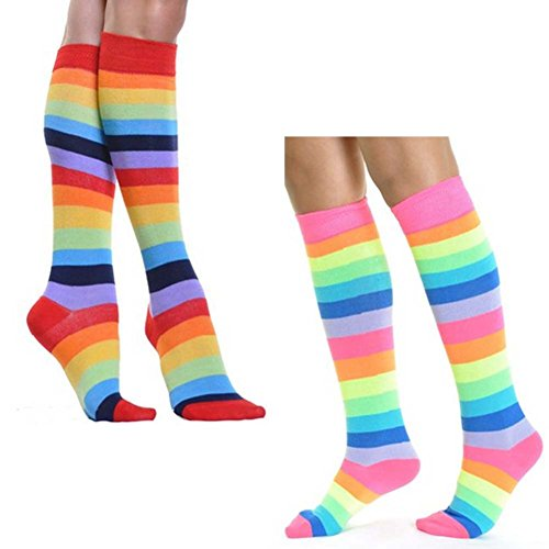 Lady's Knee High Socks