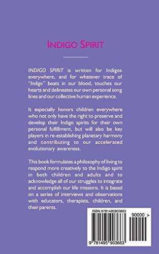 Indigo Spirit: Towards a Child-Friendly Planet