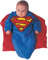 DC Comics Superman Baby Bunting Costume