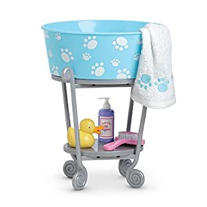 American Girl My AG Pet Bath Set