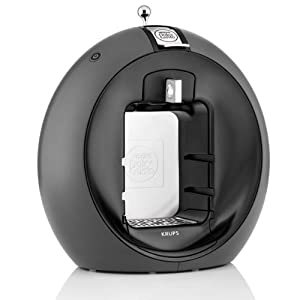 krups kp 5000 nescafe dolce gusto gris import allemagne cuisine maison. Black Bedroom Furniture Sets. Home Design Ideas