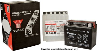 YUASA YTX14-BS Battery for Honda FL 400 R PILOT 1989-90 (Honda Pilot Battery compare prices)