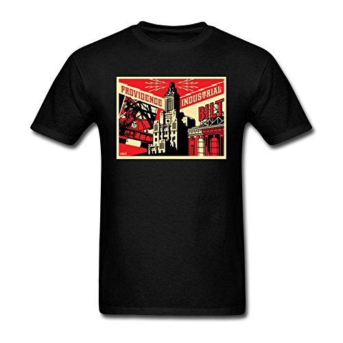 b0fb18ba697d5 WANTAI Men s Obey Propaganda Custom Cool Tee Shirts