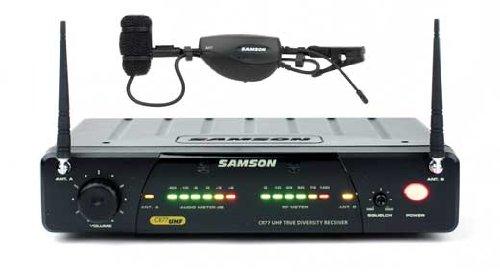 Samson Airline 77 Wind Instrument True Diversity Uhf Wireless System (Channel N2)