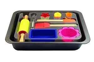 Cs kochsysteme pirna ensemble de 19 ustensiles de cuisine for Ustensile de cuisine pour enfants