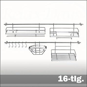 Küchen-Multifunktions-System - Küchenreling - Küchenleiste für ...