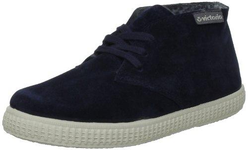 Victoria  Safari Serraje Kids,  Sneaker unisex bambino, Blu (Marine (Marino)), 30