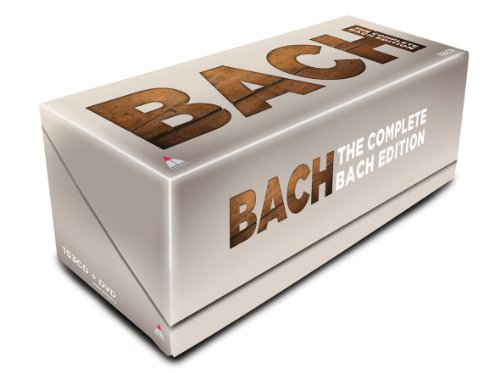 The Complete Bach Edition (CD:153+DVD:1)