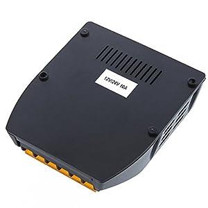 Saitec ® Hot Sale 10A 12V/24V Solar Charge Controller Solar Panel Battery Regulator Safe Protection from Teckant
