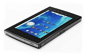 eLocity A7 Touchscreen 7-Inch Android 2.2 Tablet (Black)