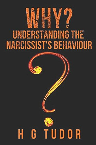 Why? Understanding the Narcissist's Behaviour
