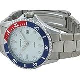 Sekonda 3079 Mens Sports White Dial Stainless Steel Bracelet Watch