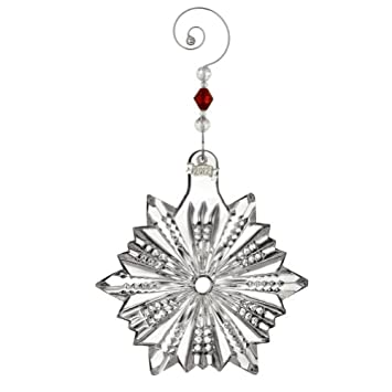#!Cheap Waterford 2012 Annual Pierced Snow Crystal Ornament