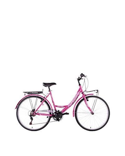 Schiano Bicicletta 24 Twister 06V Rosa