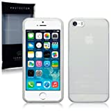 Terrapin TPU Gel Skin Case for iPhone 5S - Clear
