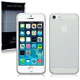 Terrapin TPU Gel Skin Case for iPhone 5S - Clear