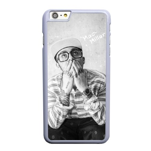 mac-miller-tattoos-phone-cover-case-for-apple-iphone-6-6s-47-inch-white-hard-plastic-ultra-slim-case